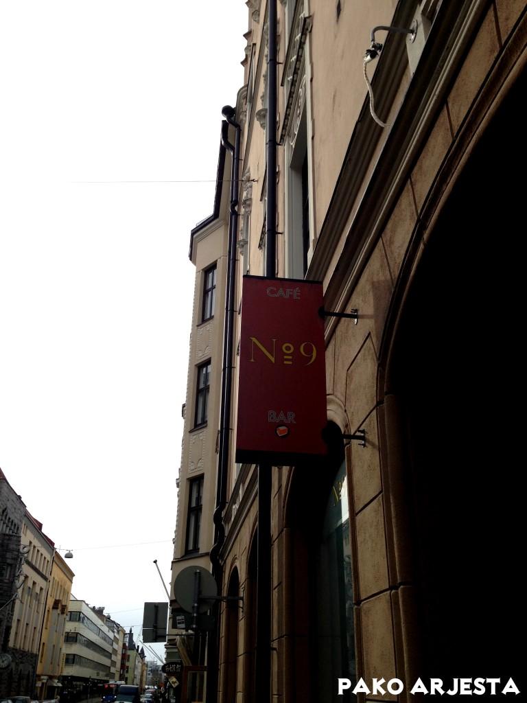 Café Bar 9 Helsinki