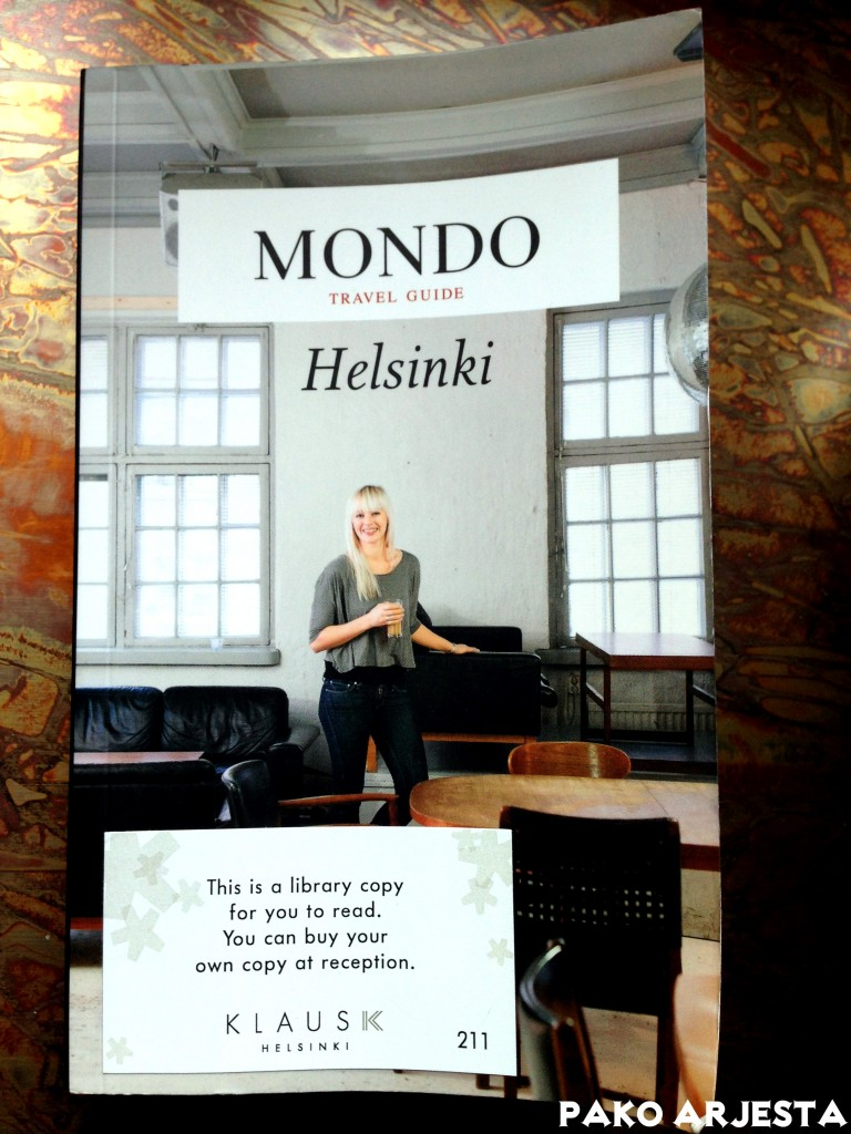 Erinomainen Helsinki-opas