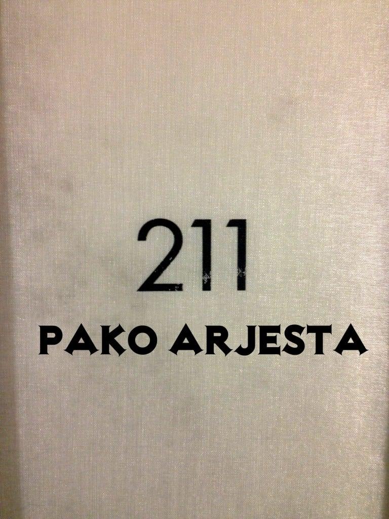 Huone nro 211