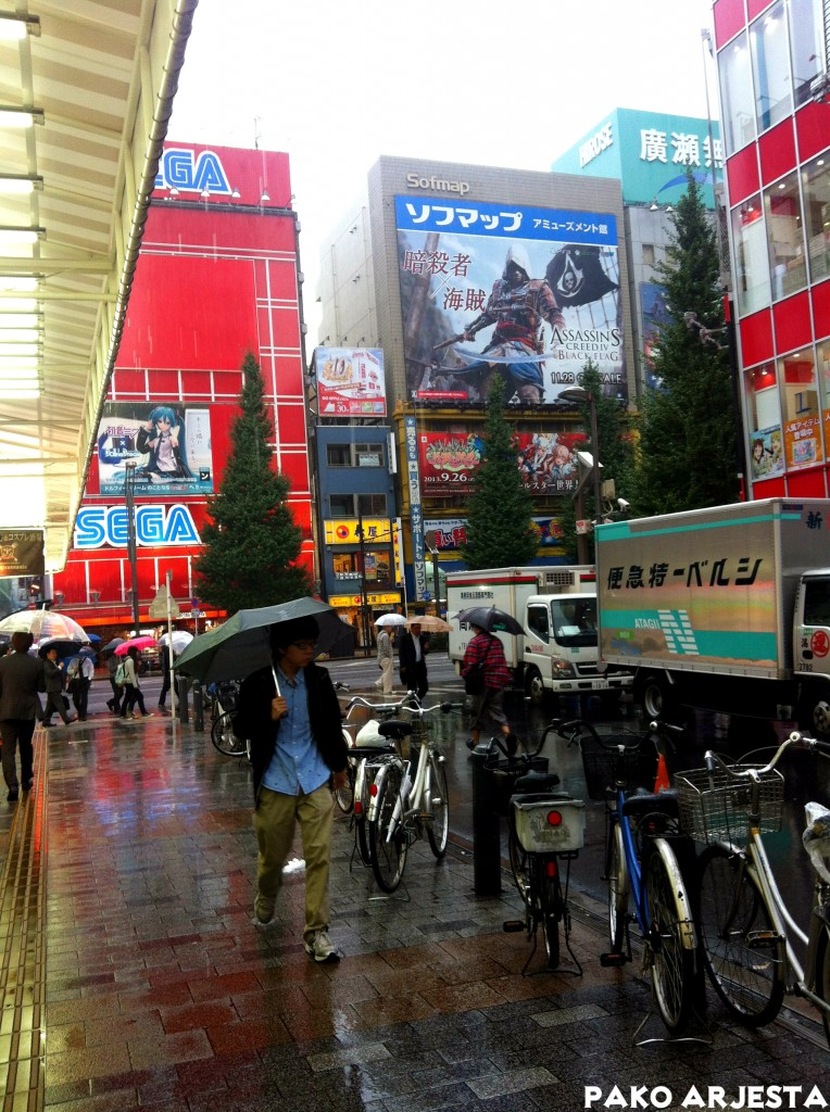 Akihabara Tokio katu