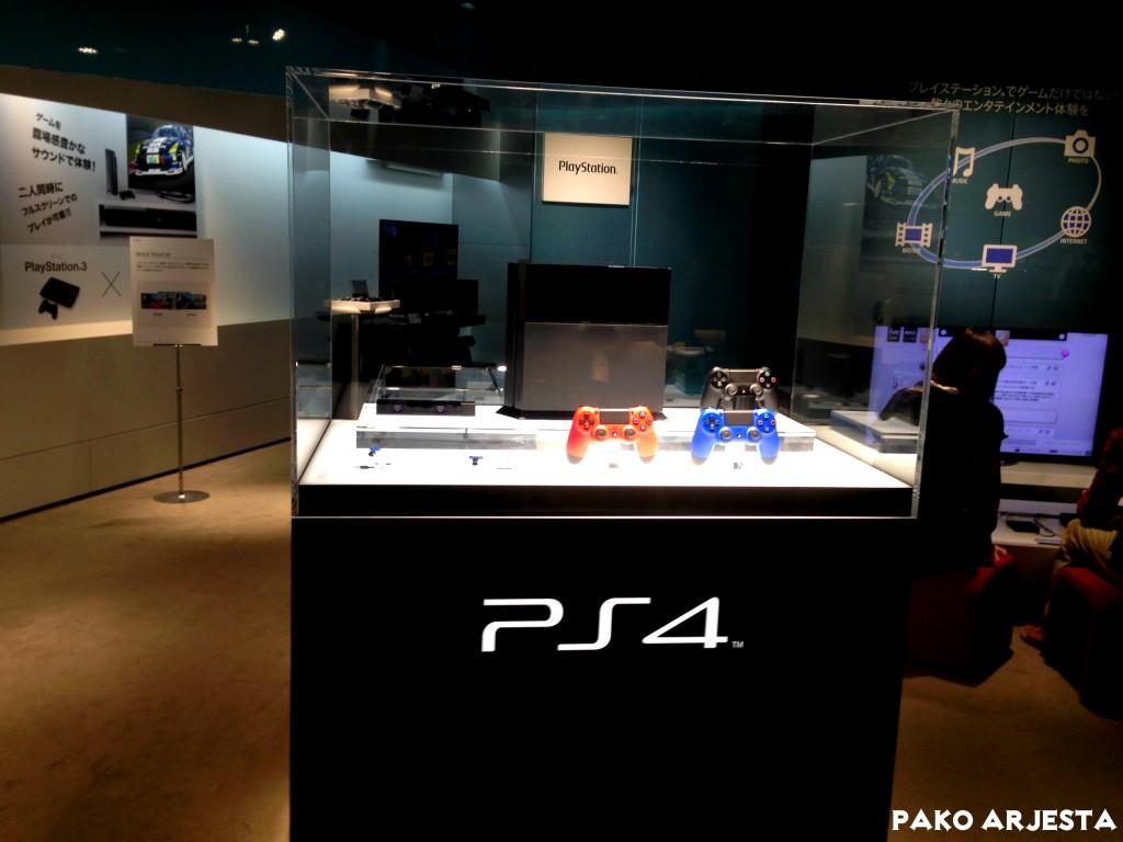 PS4 ennen kuin se tuli myyntiin