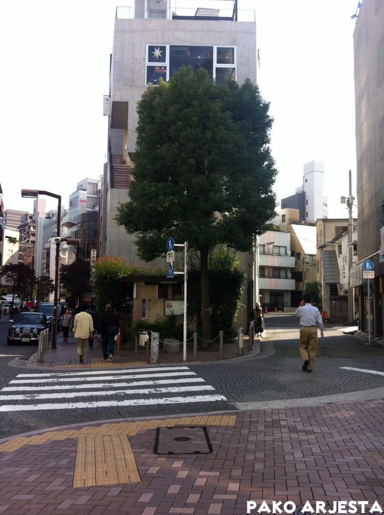 Roppongi katu Tokio