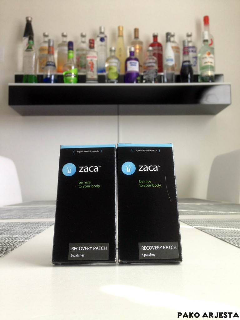 Zaca recovery patch 6-pack