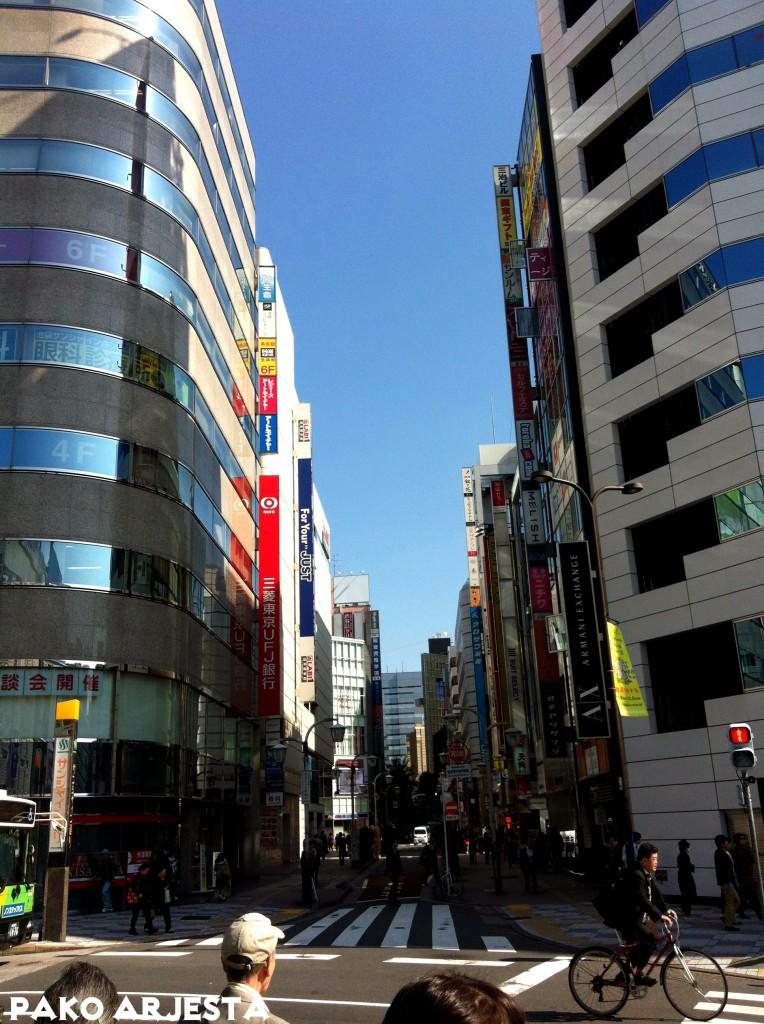 Ikebukuro katu Tokio