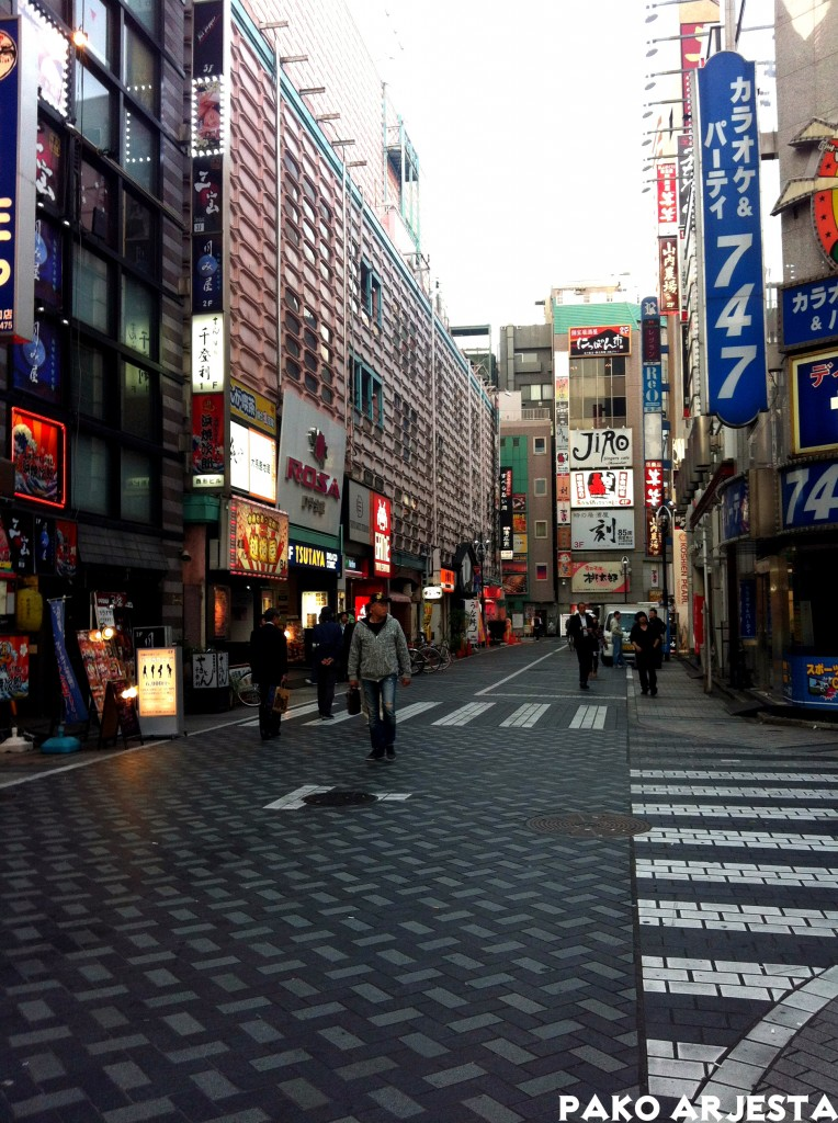 Ikebukuro katuja Tokio