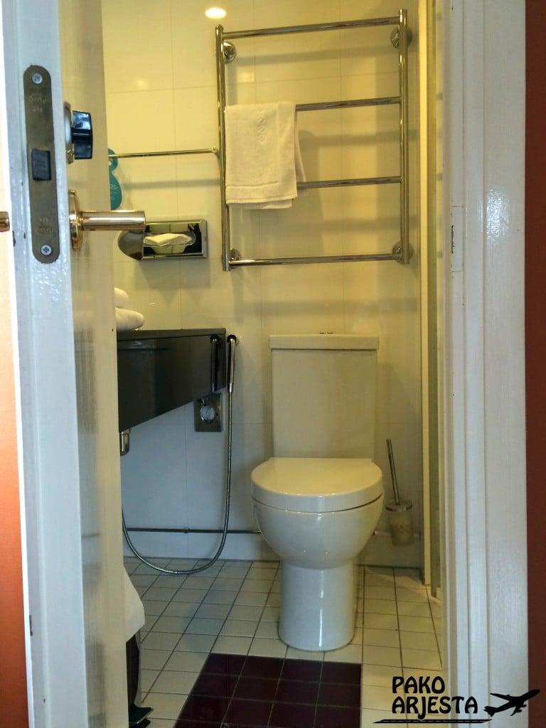 19. Hotelli Torni pieni wc