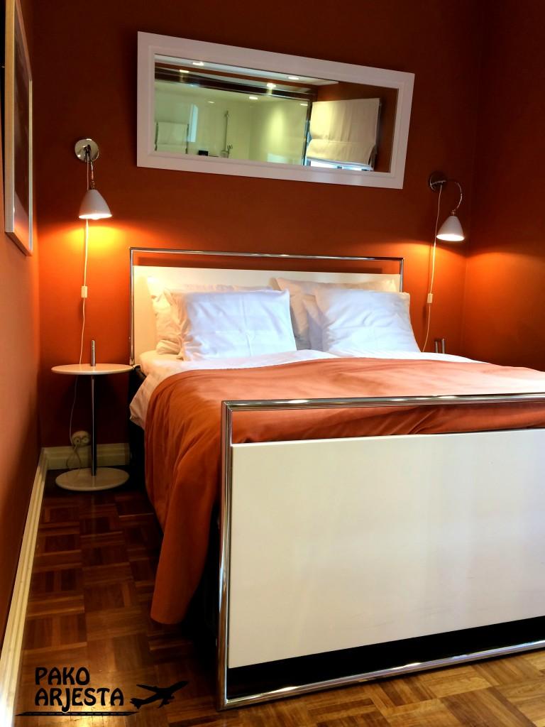 3. Hotelli Torni sänky