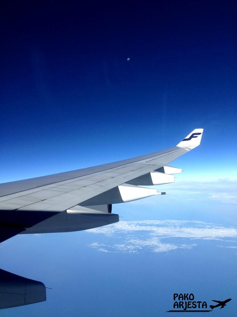 Finnair siipikuva