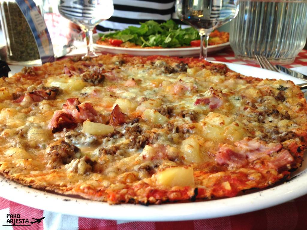 Dennysin pizzaa