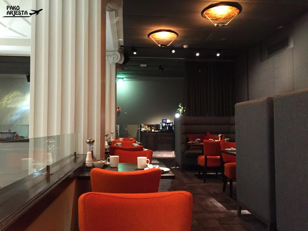Radisson Blu Plaza Helsinki Plaza Lounge