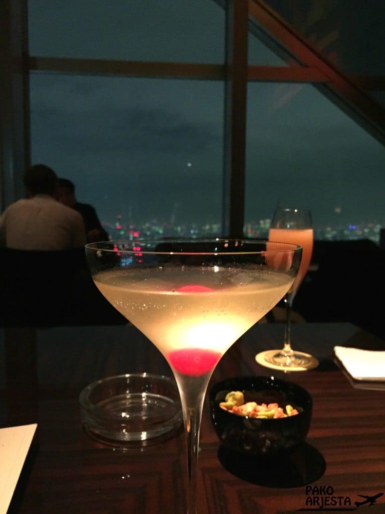 Tokio Park Hyatt drinkki