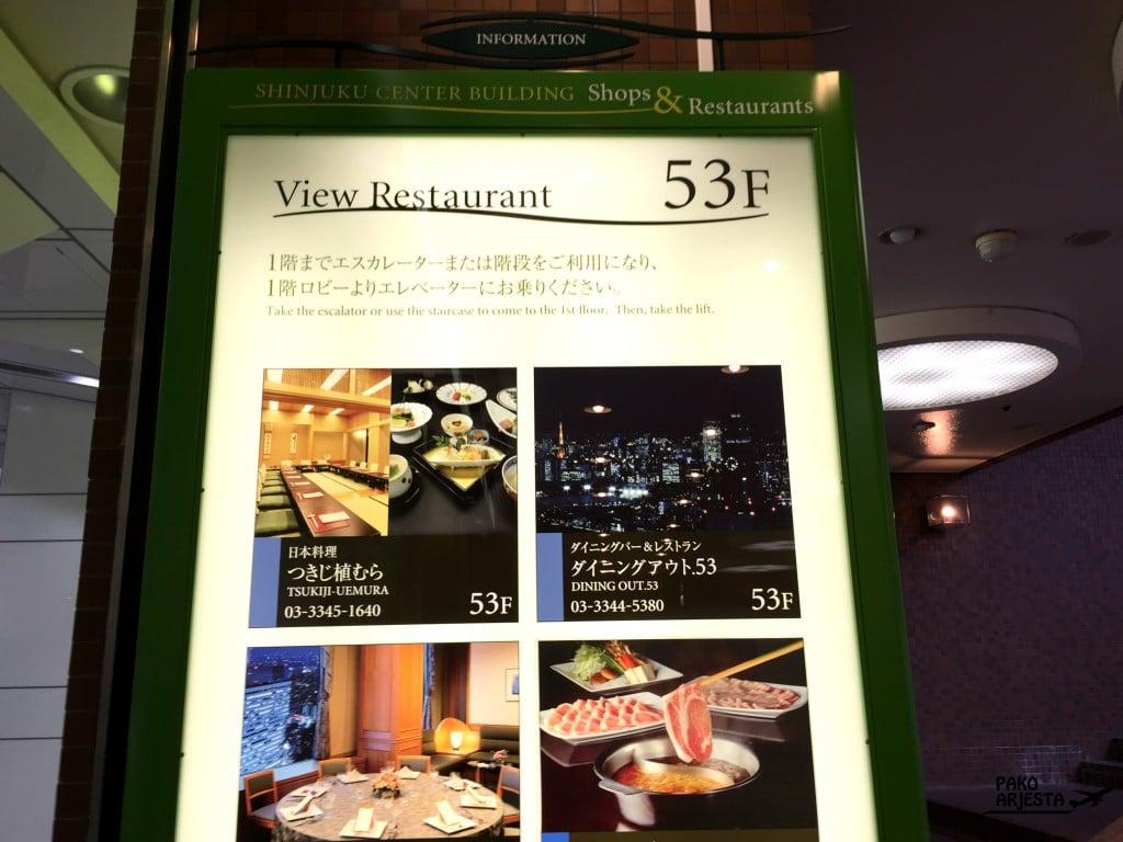 Ravintolalista