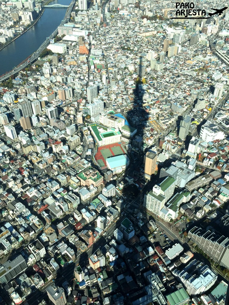 Yksi suosikkipaikoistani maailmassa, Tokyo Skytree
