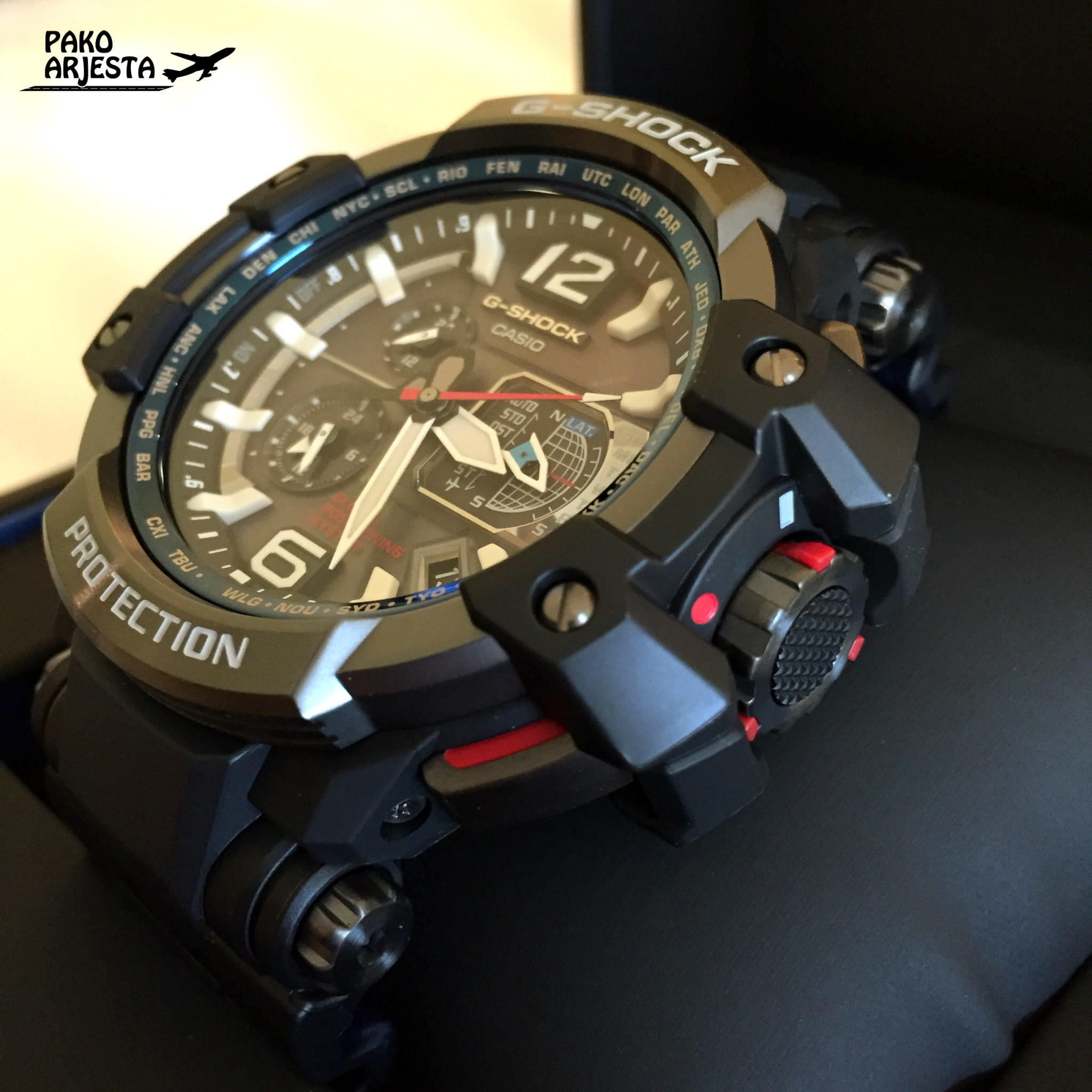 G-Shock GPW-1000-1A