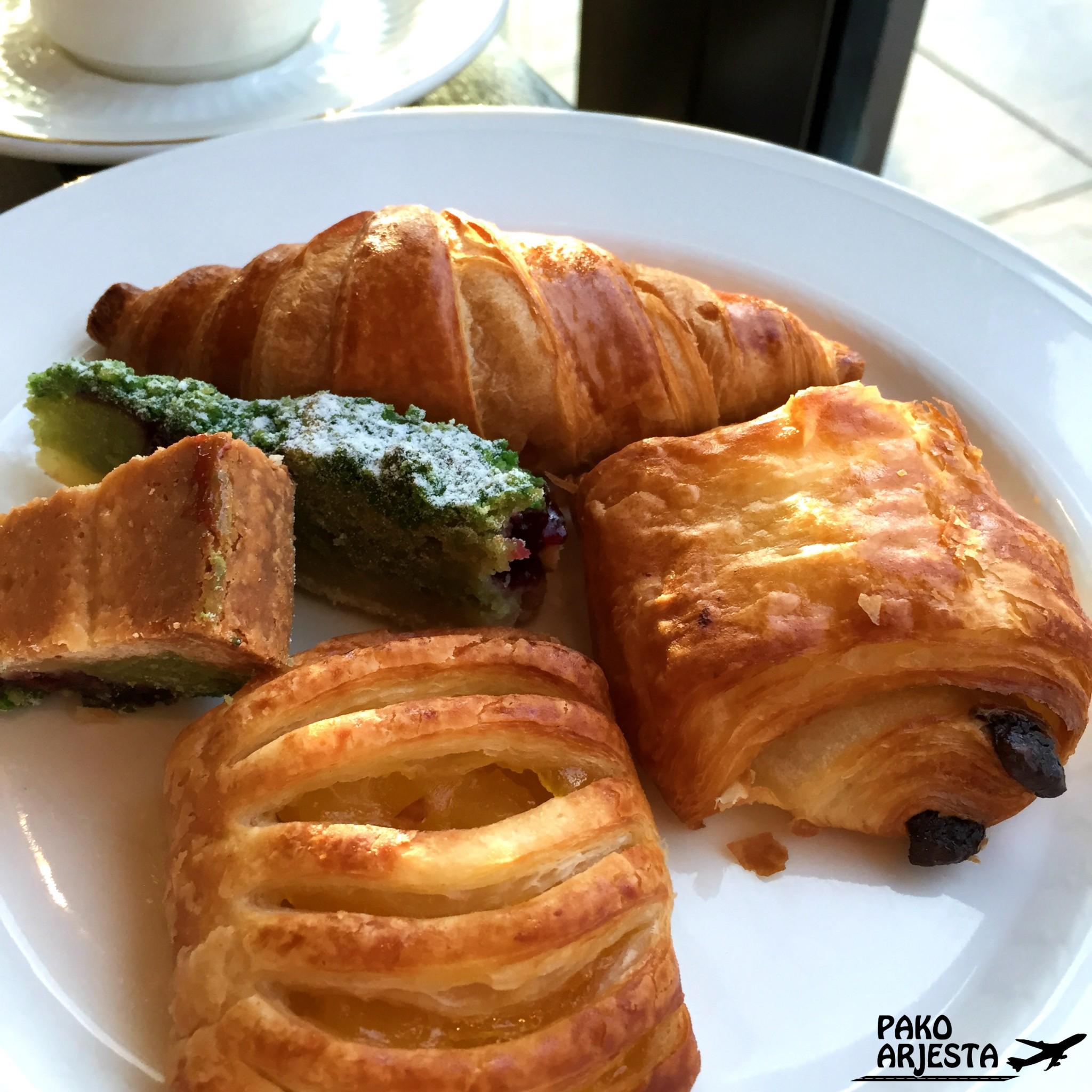 Kämp Brasserie leivokset