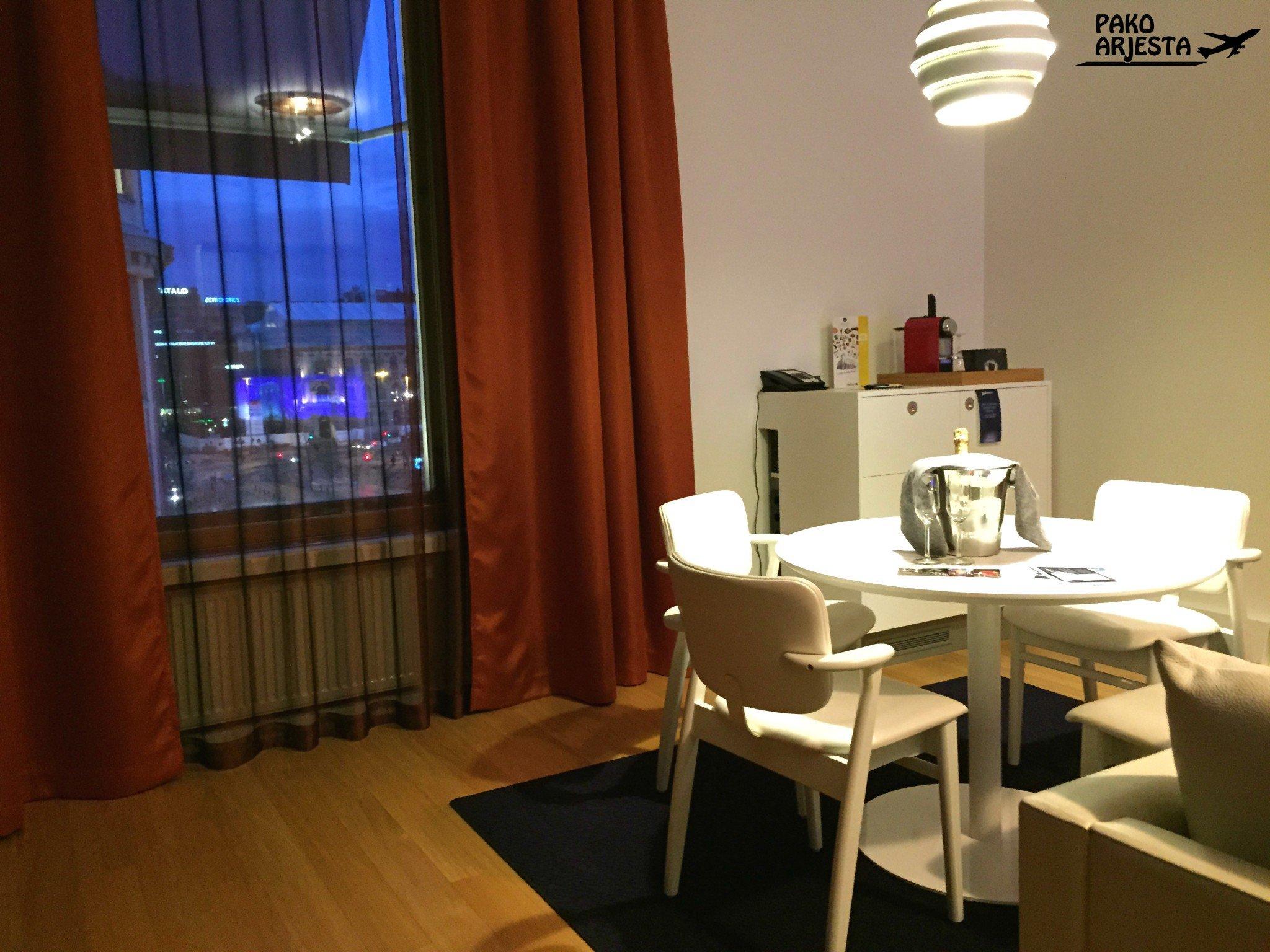 Radisson Blu Plaza Helsinki Kauno Suite 4