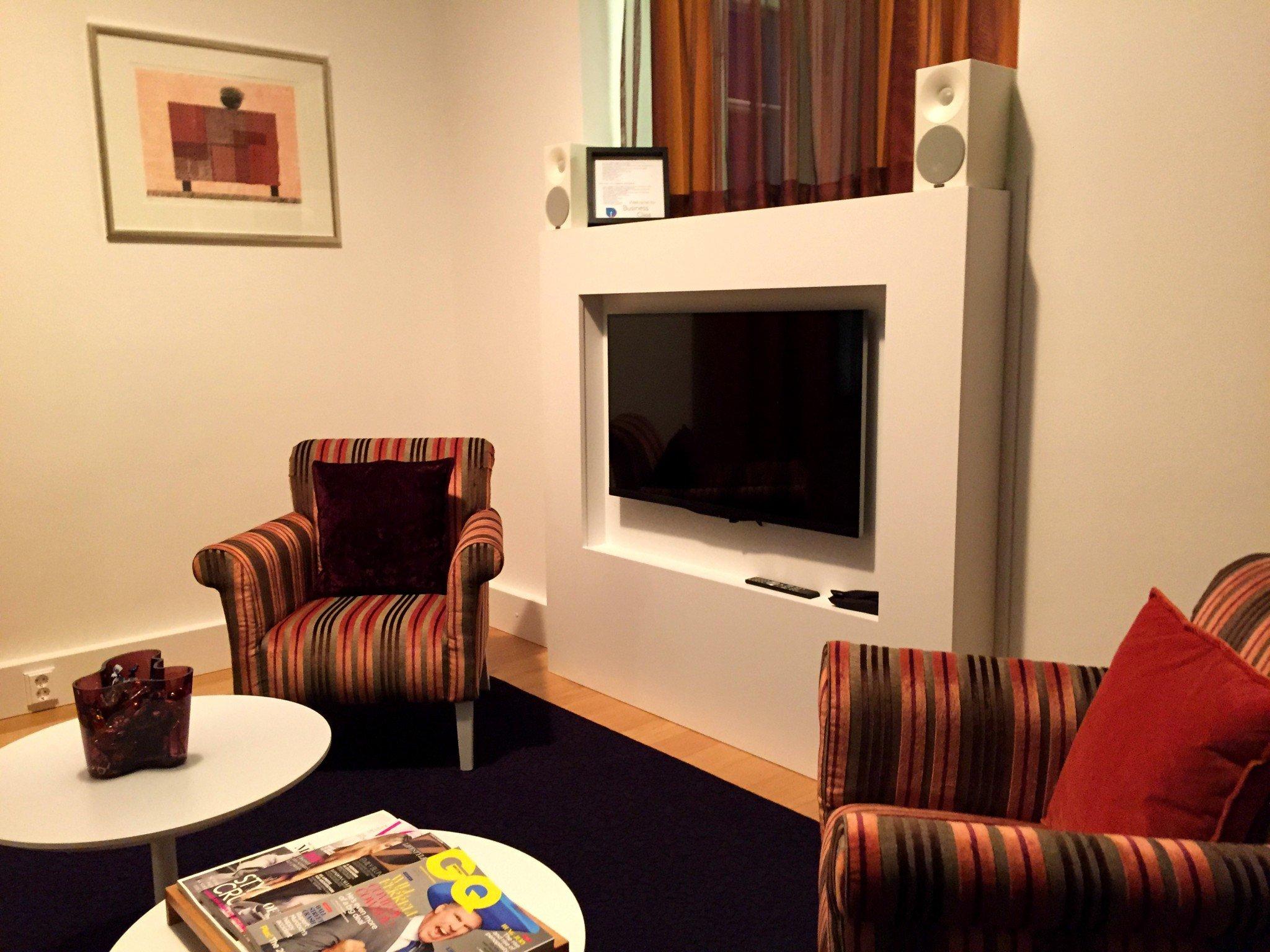 Radisson Blu Plaza Helsinki Kauno Suite 6