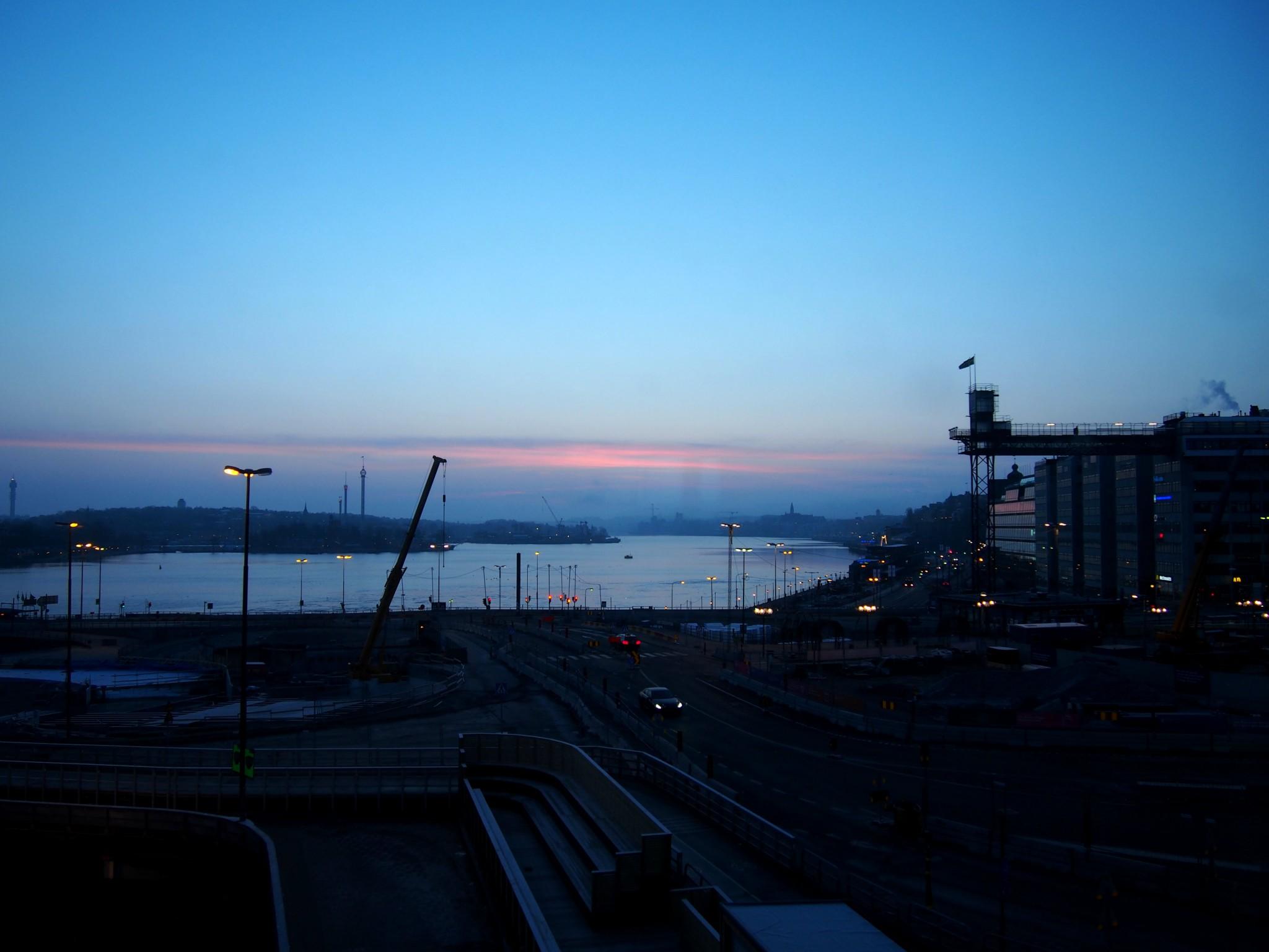Hyvää yötä Tukholma