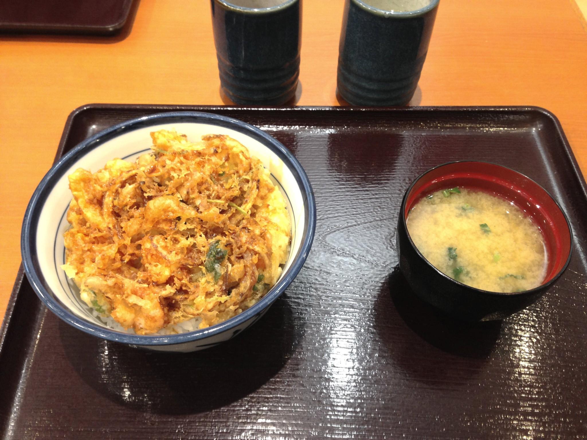 Tokion ruokapaikat Tendon Tenya