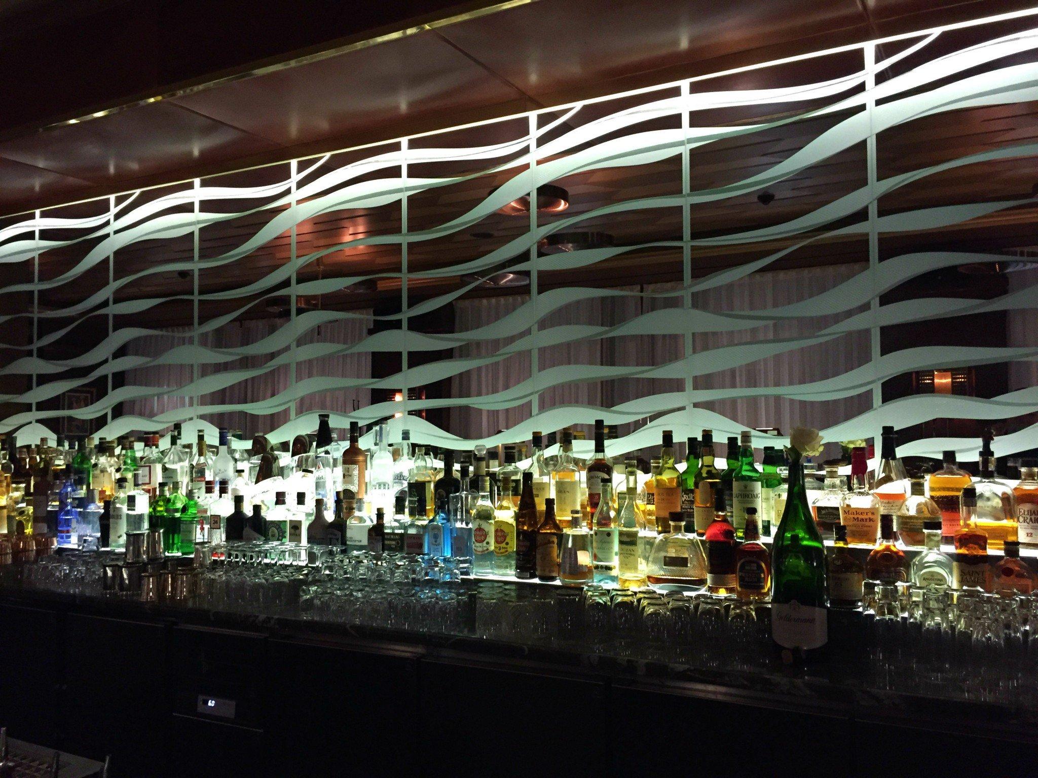 Waldorf Astoria Berlin bar