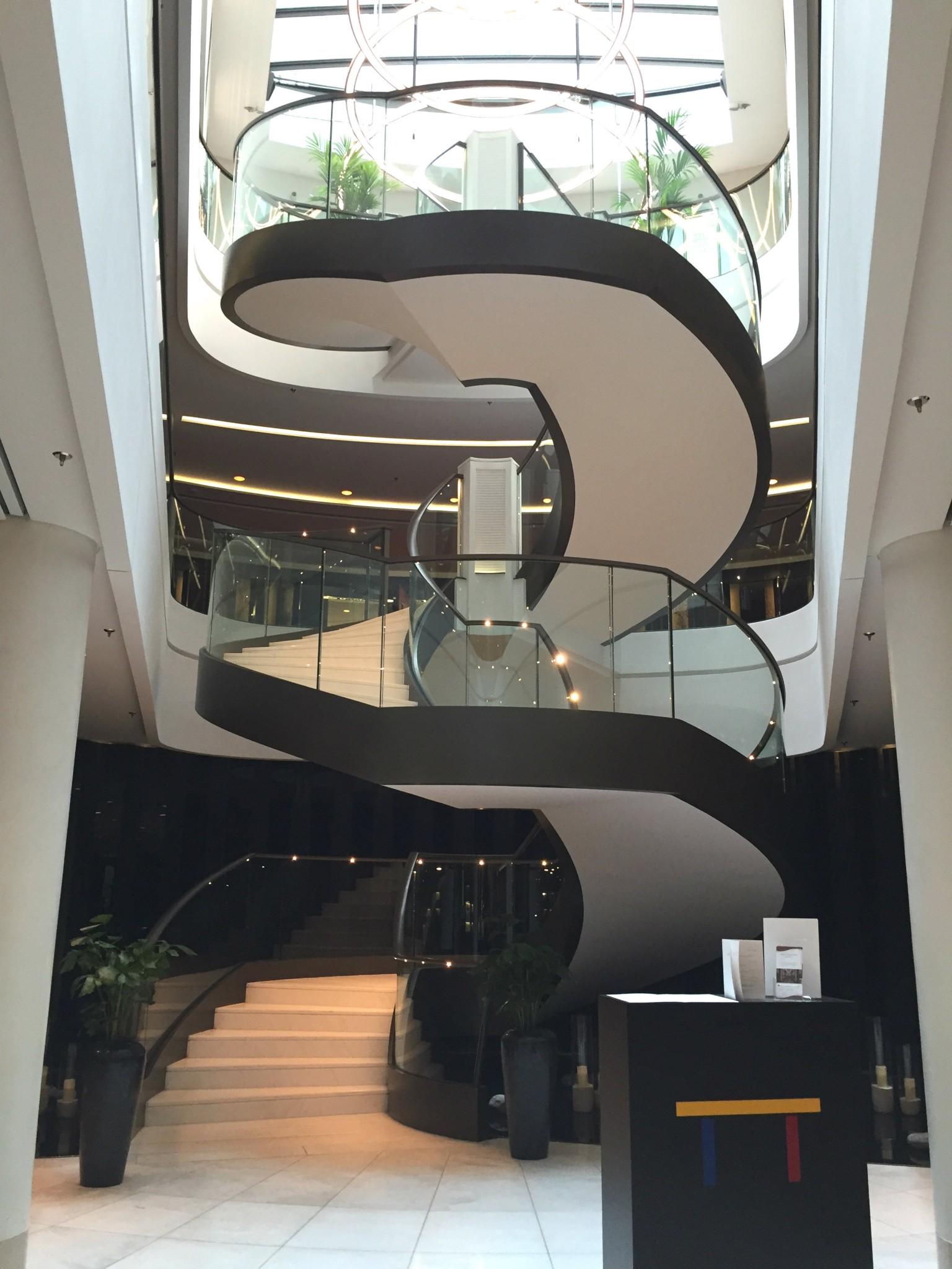 Waldorf Astoria Berlin yleiskuva