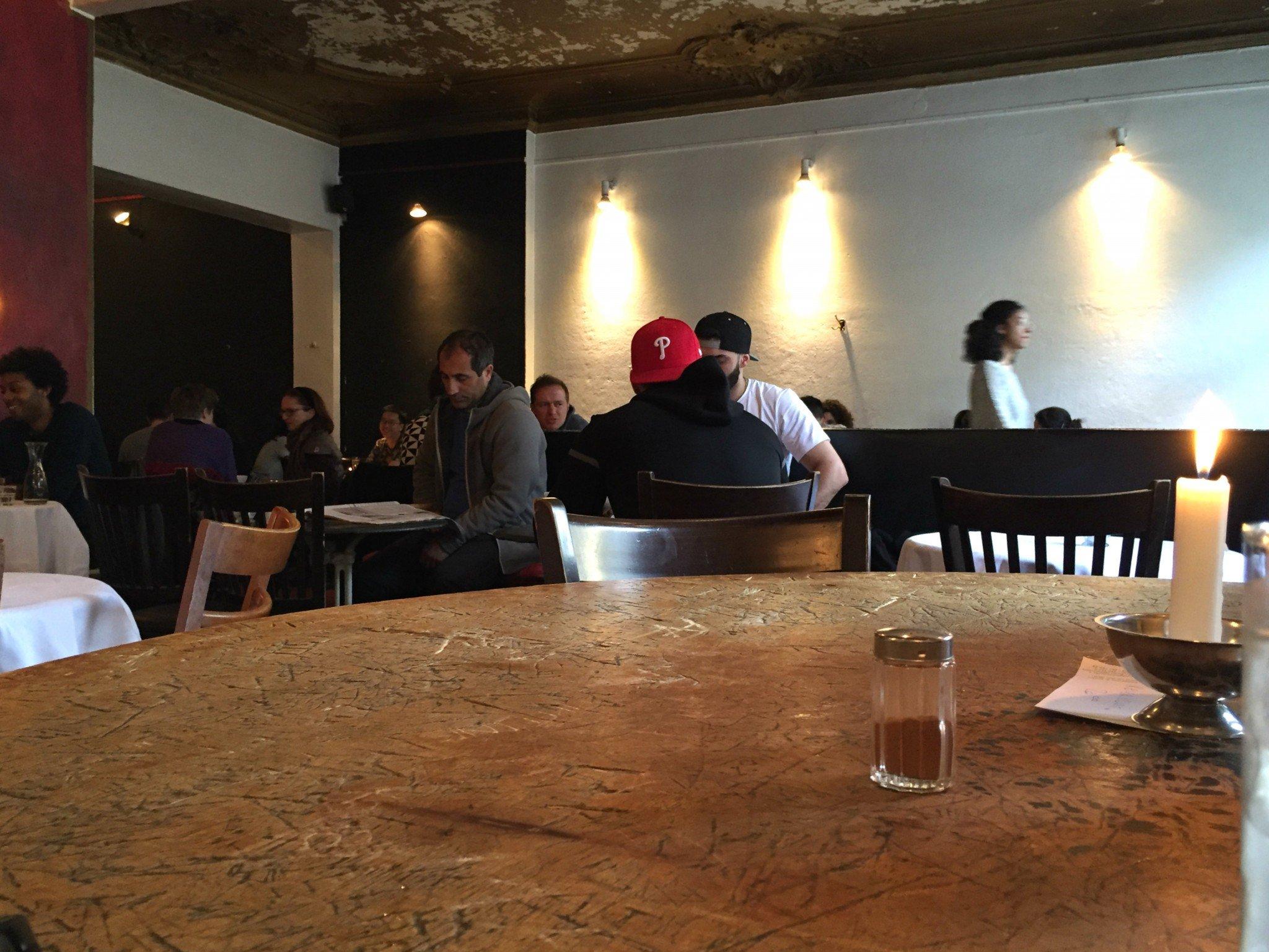 Schwarzes Cafe Berlin 1