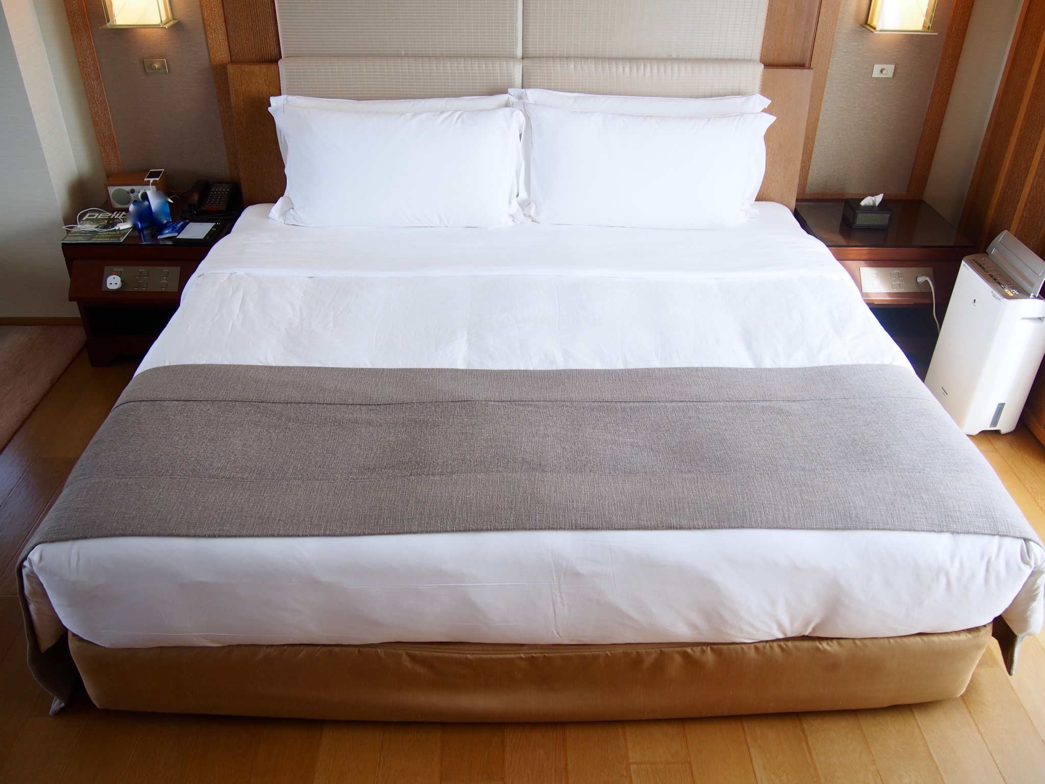 Ritz-Carlton Okinawa sänky