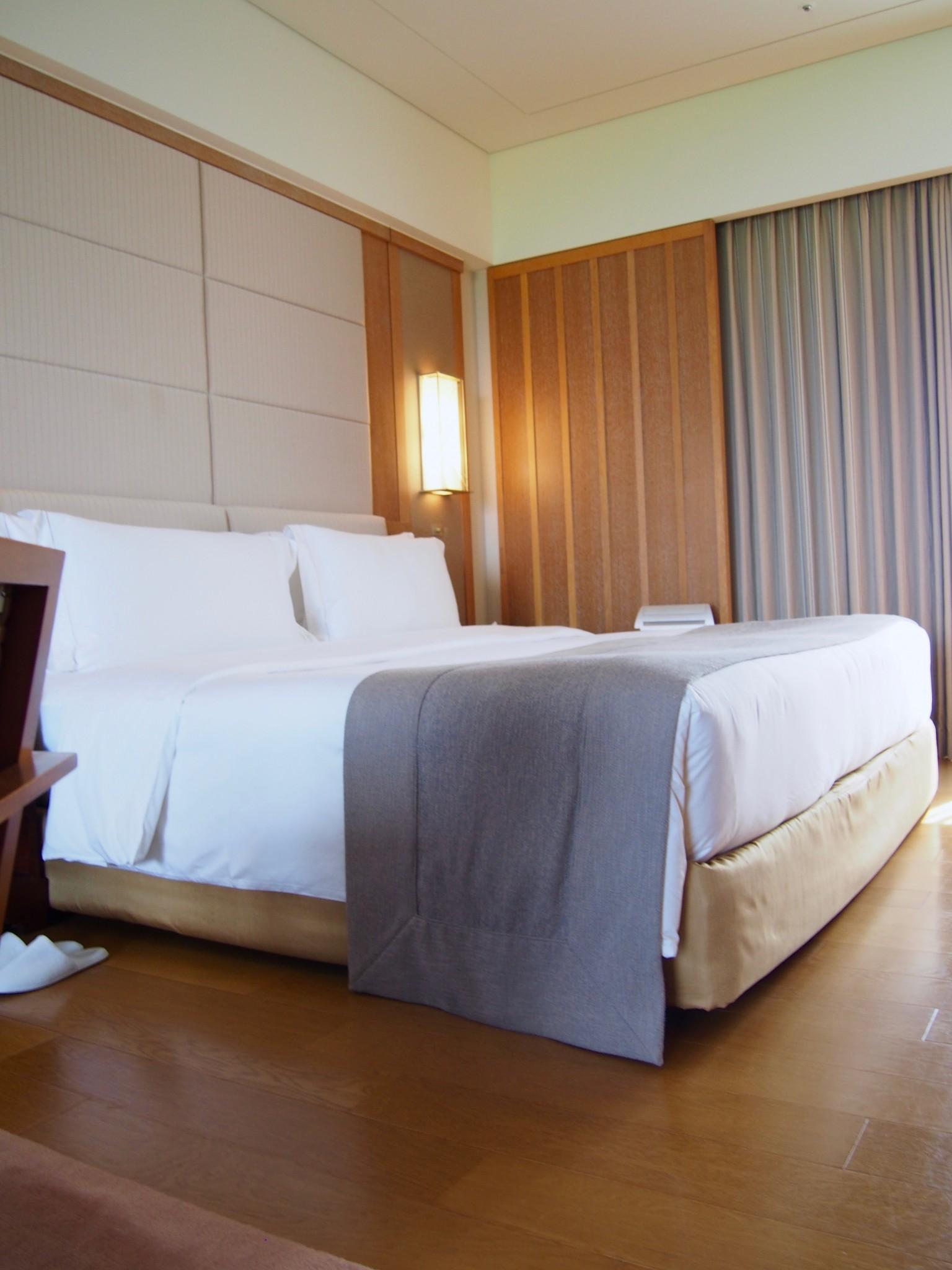 Ritz-Carlton Okinawa makuuhuone 2