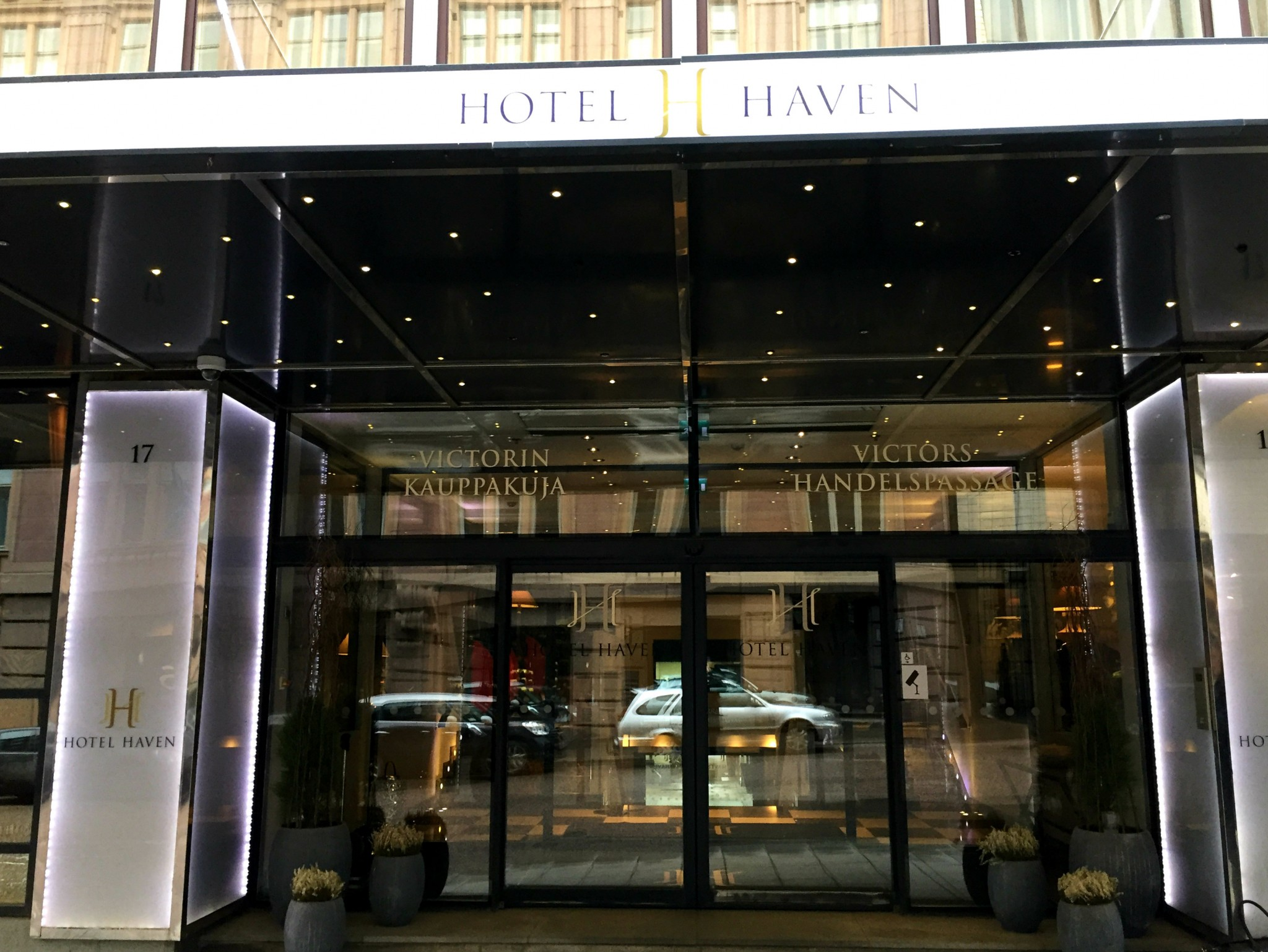 Luksusta Helsingin Ytimess Hotel Haven Pako Arjesta