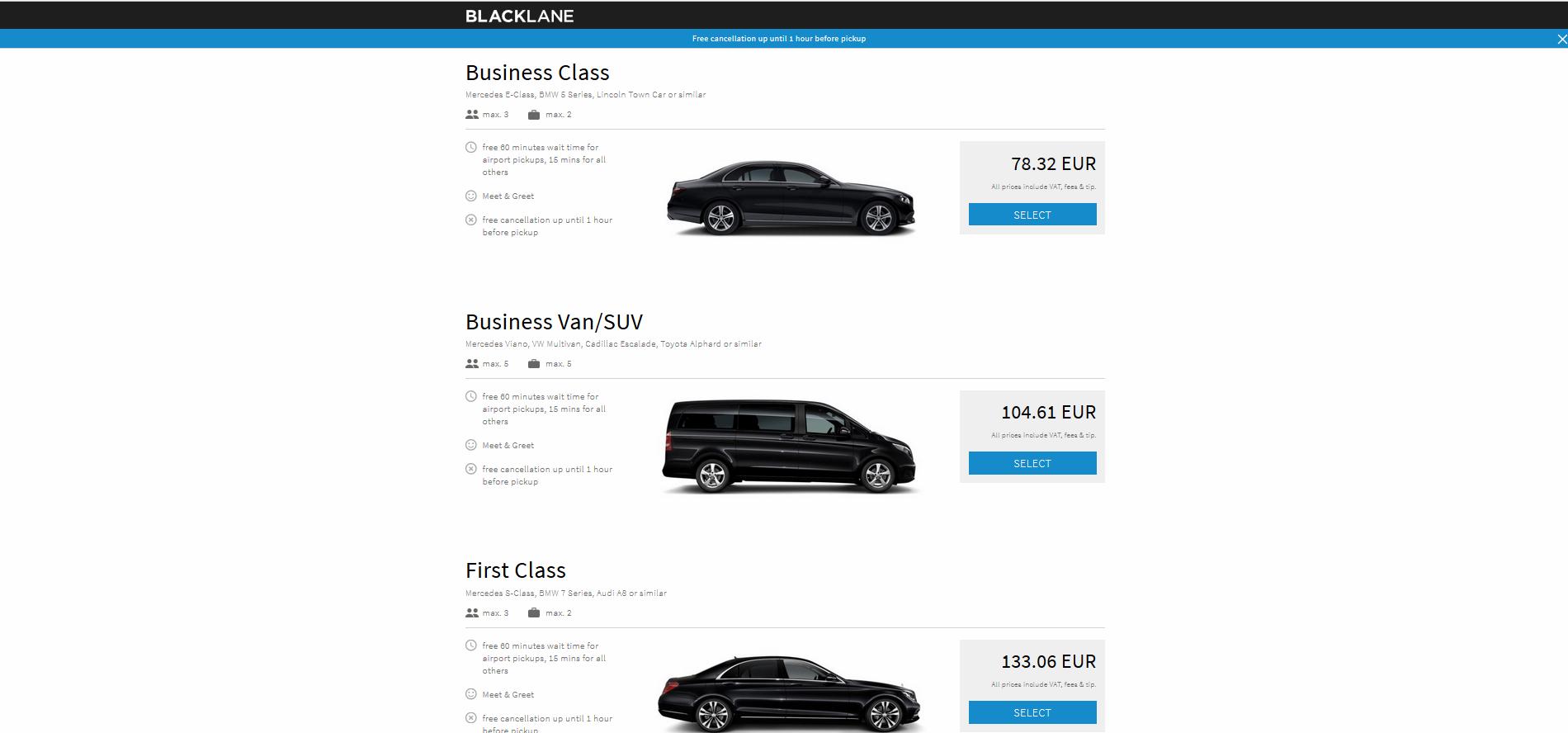 Tässä hintoja, jotka katsoin Pariisiin kesäkuun reissullemme (taksi olisi noin 50€)