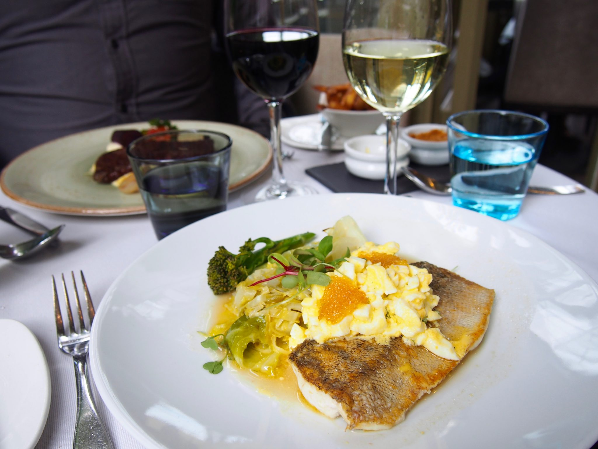 Ravintola Kappeli kuha