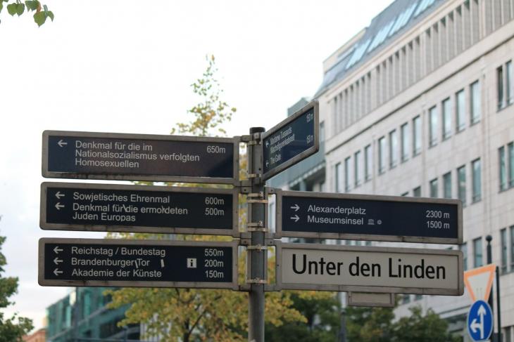 Berliini-yllättävän positiivinen kokemus