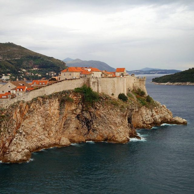 Wandered up and down around Dubrovnik and ended up visitinghellip