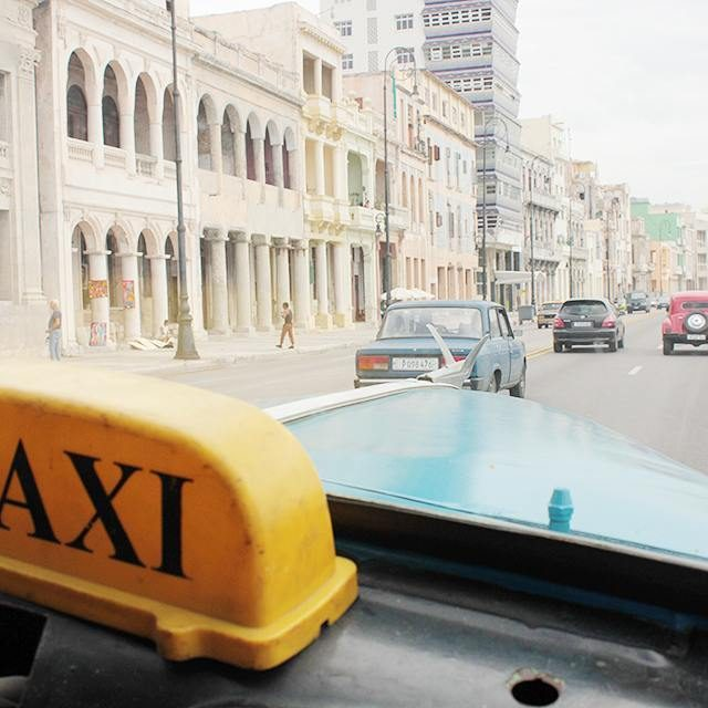 Warm memories from Cuba We had an awesome taxi driverhellip