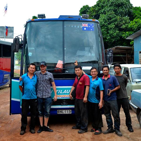 Ihmeidentekijät Melakasta