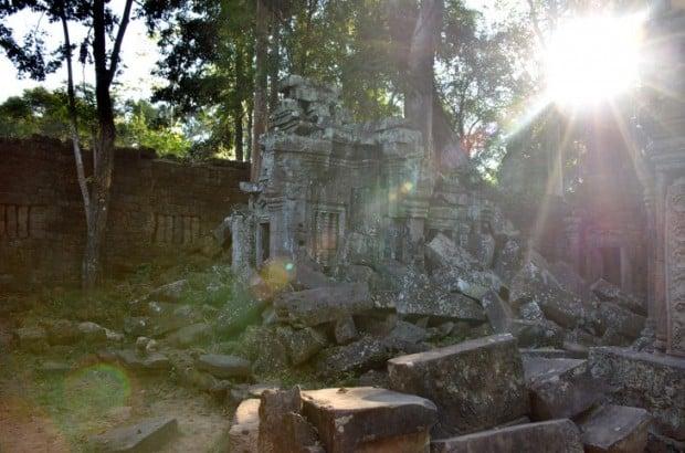 angor watin temppelialue