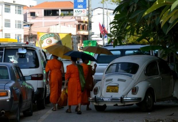 Vientiane katukuva