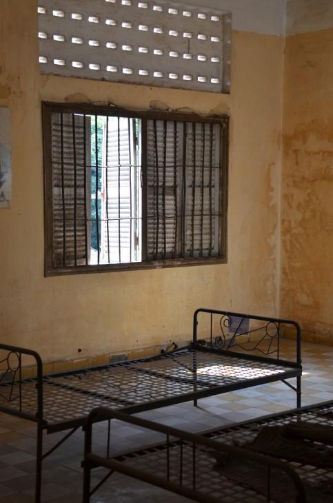 Vankilan huone