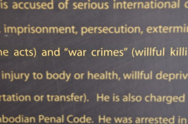 sotarikoksia