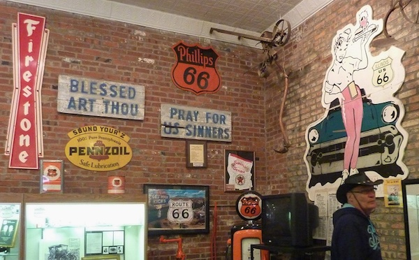 Route 66 -museo.