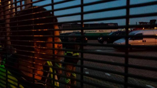 Ajokkia ei ensi yrittämällä päästetty Durbanin kaduille.