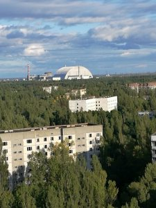 Tsernobylin Ydinonnettomuus