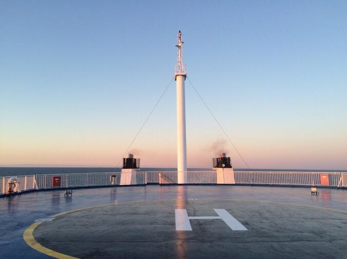 laivalla saksaan Kemijarvi
