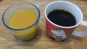 Suomalainen aamupala vs. ranskalainen aamupala