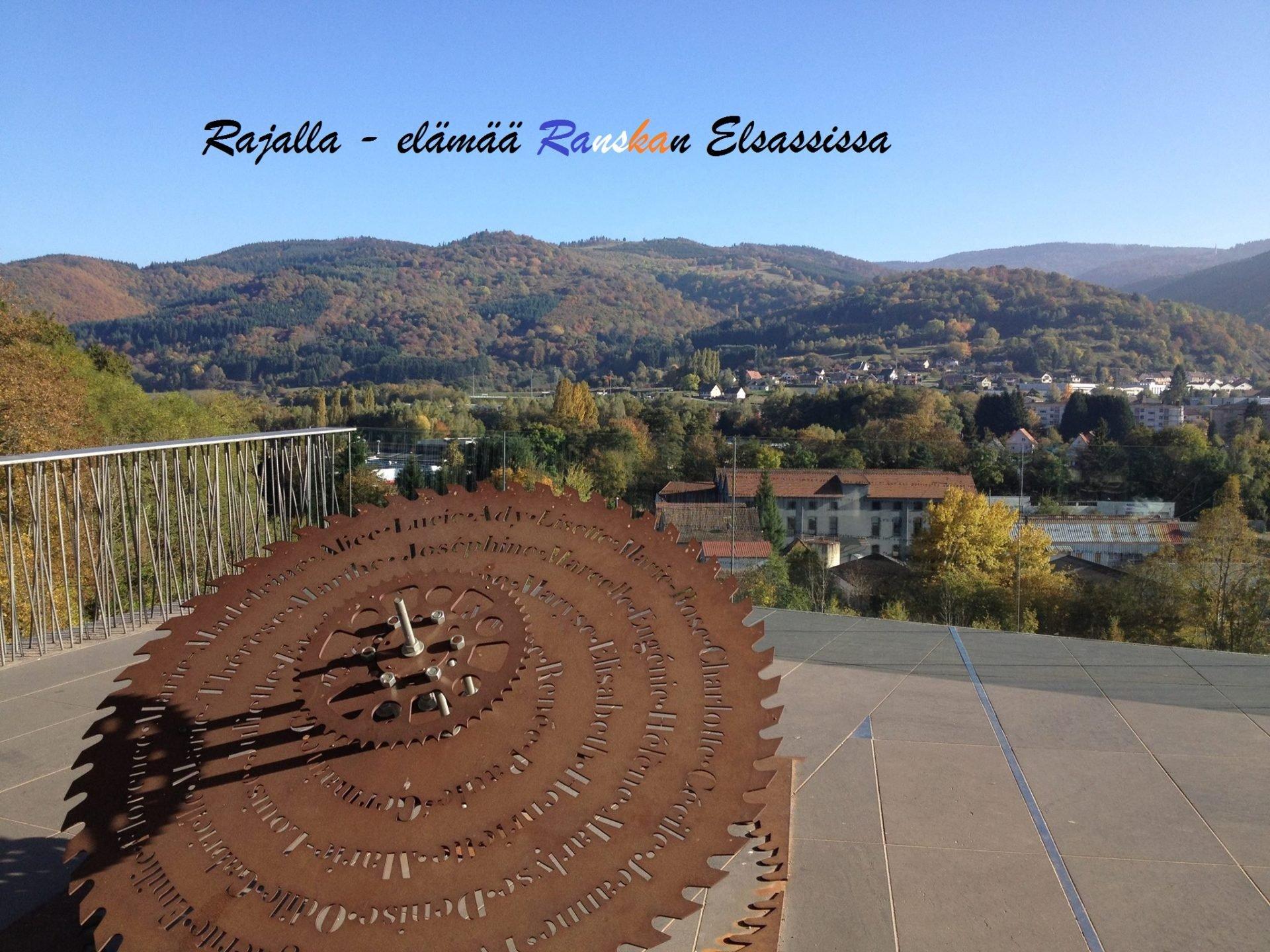 Rajalla – elämää Ranskan Elsassissa