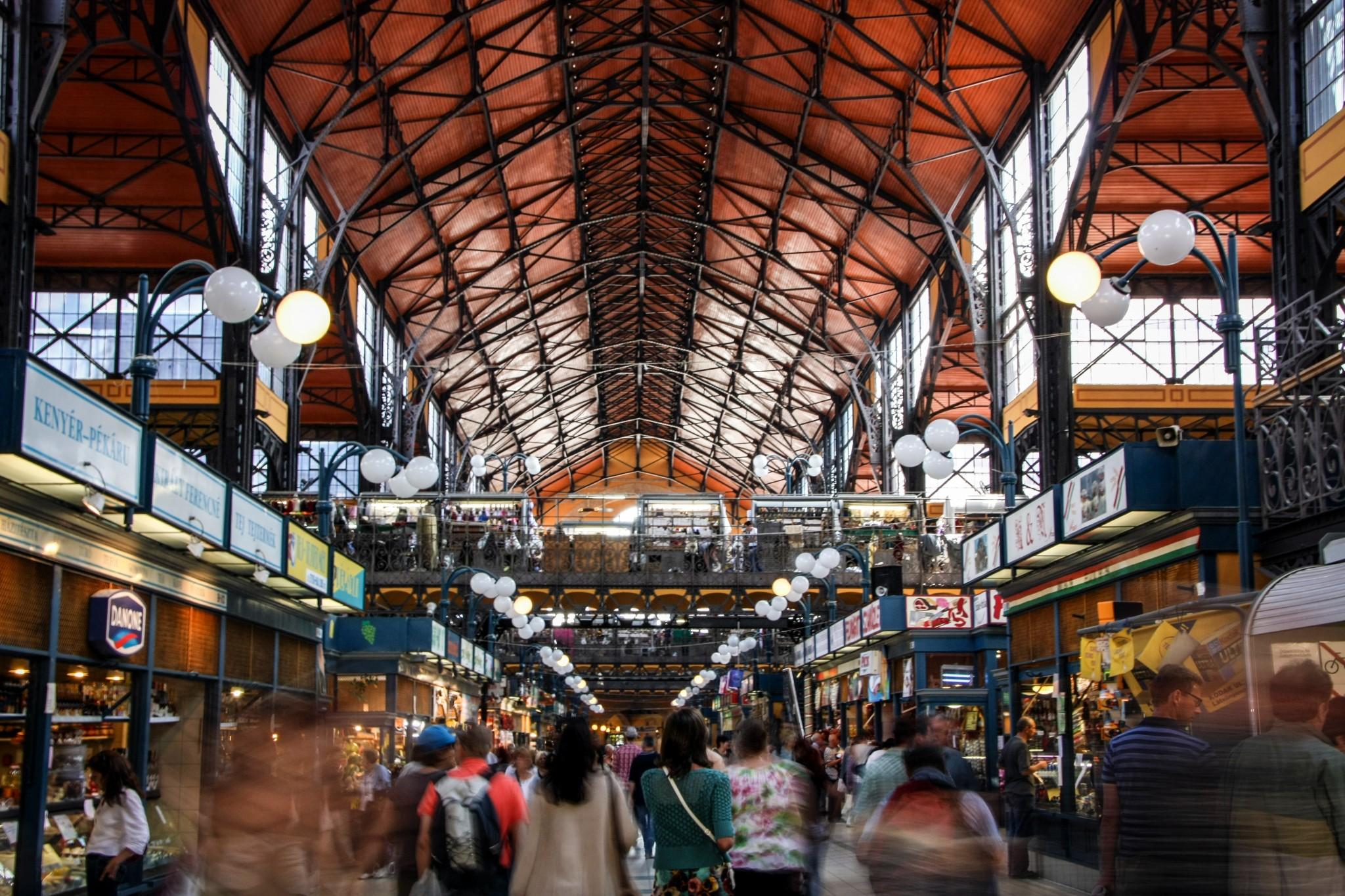 Budapestin kauppahalli