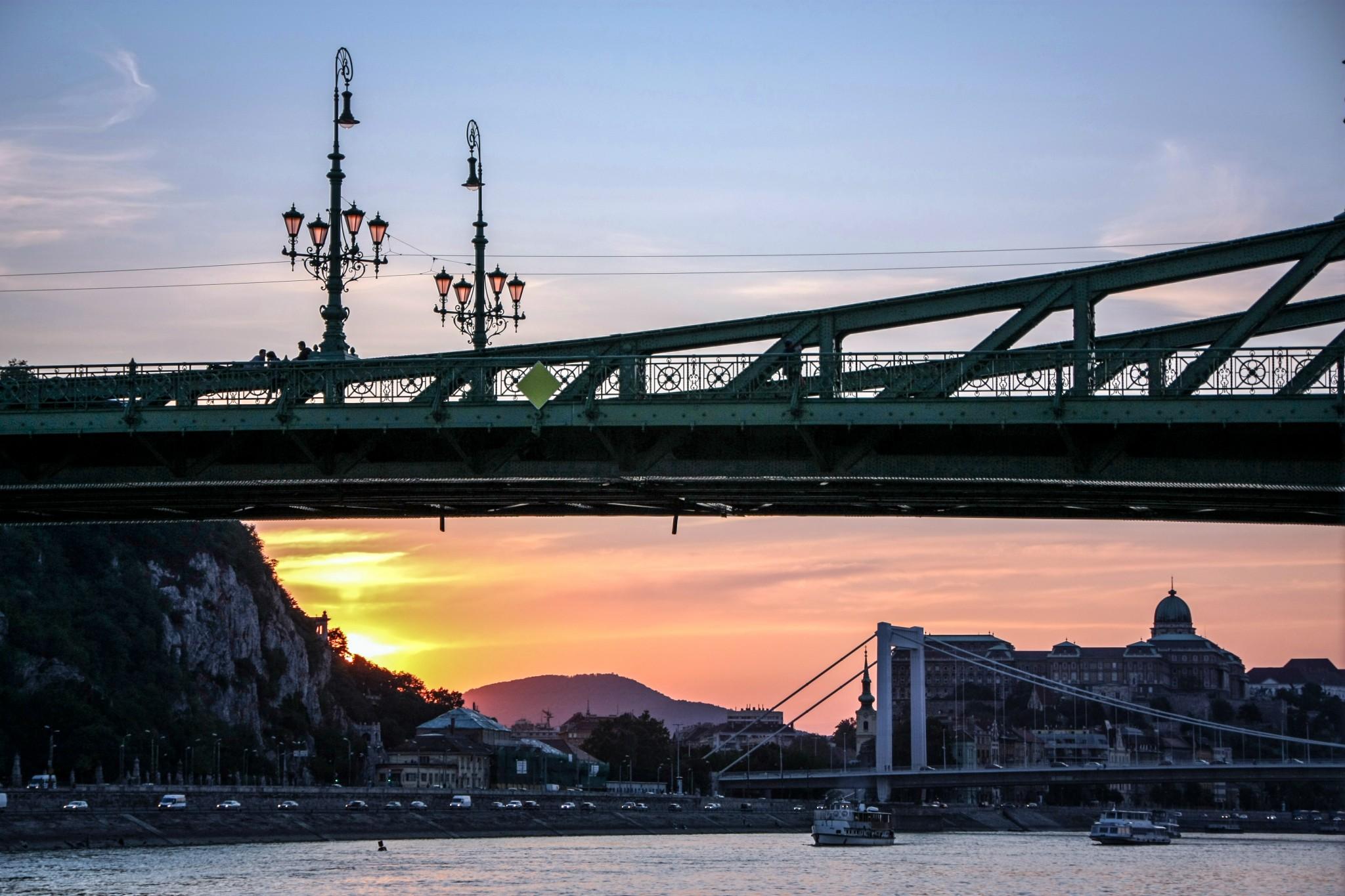 Budapestiin menisin mieluusti toistekin