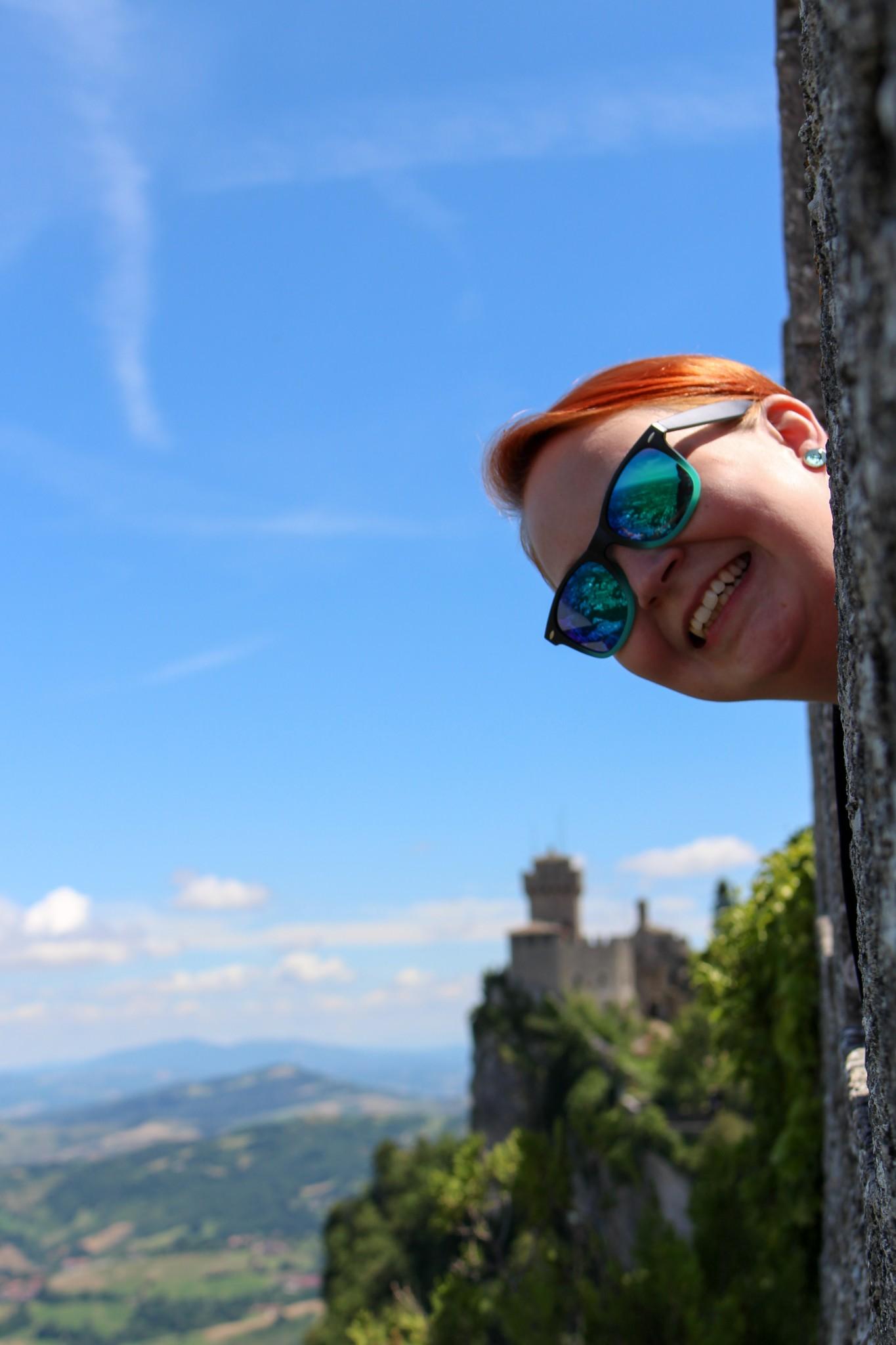 San Marino guaita torni