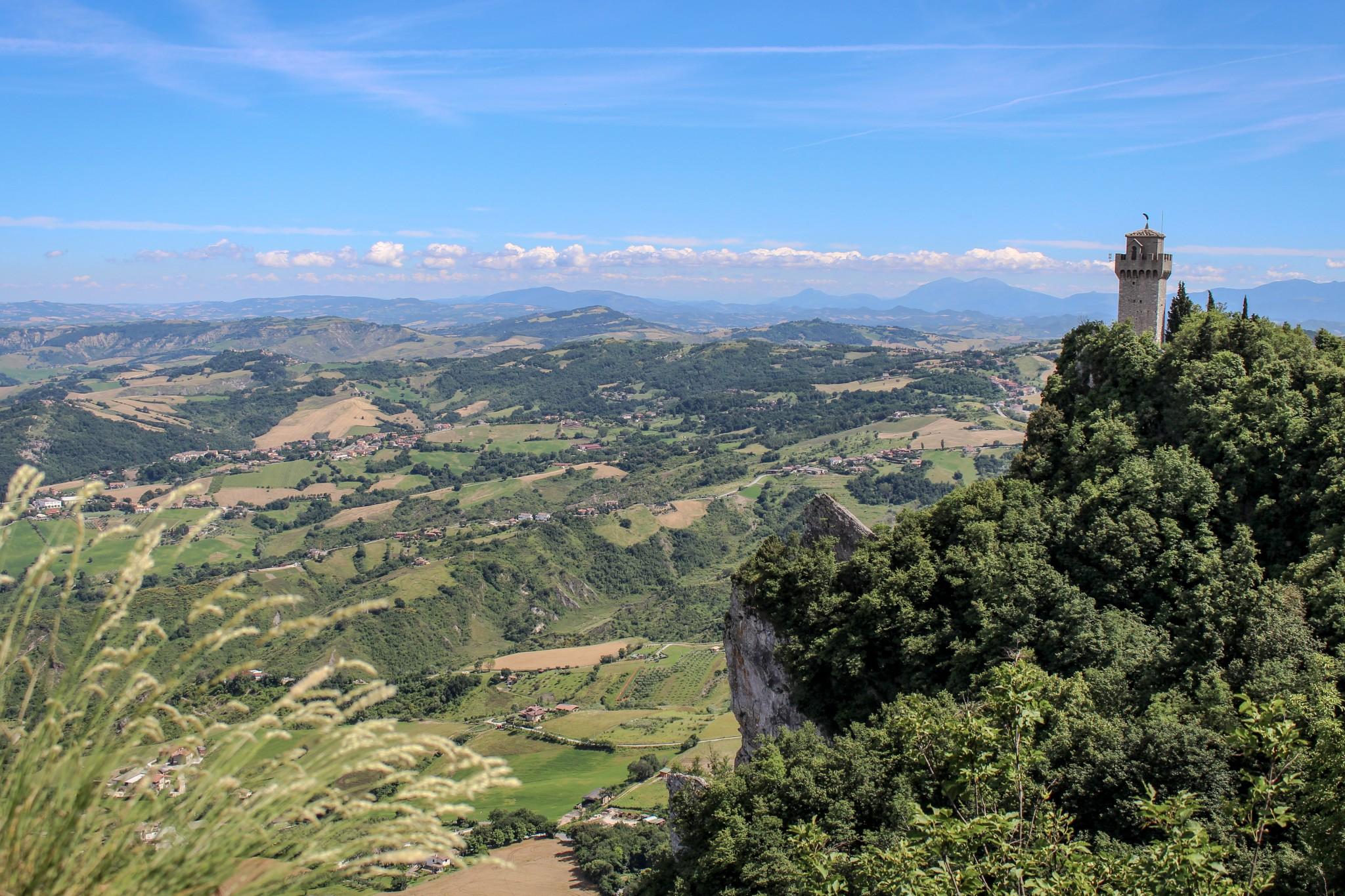 San Marino Montale torni
