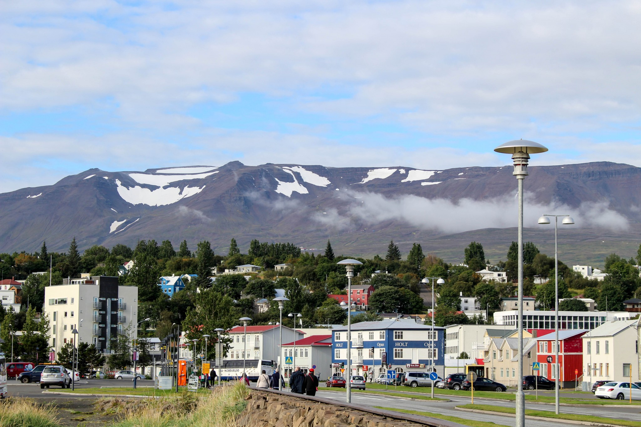 akureyri islanti